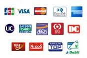 クレジットカード見本